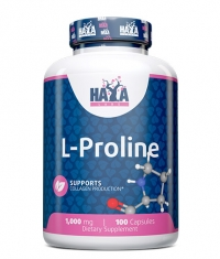 HAYA LABS L-Proline 1000mg / 100 Caps