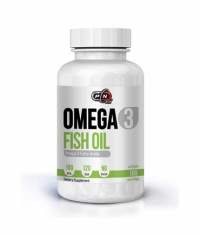 PURE NUTRITION Fish Oil 1000mg. / 100 Softg