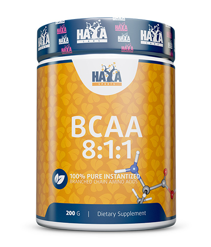 haya-labs Sports BCAA /8:1:1/ 200g.