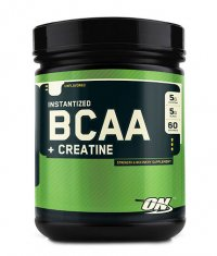 OPTIMUM NUTRITION Instantized BCAA + Creatine / 30 Serv.