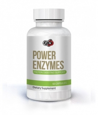 PURE NUTRITION Power Enzymes / 60 Caps