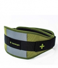 HARBINGER HUMANX Core Flex Belt 15cm Grey / Green