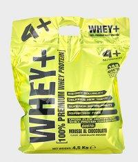 4+ NUTRITION Whey +