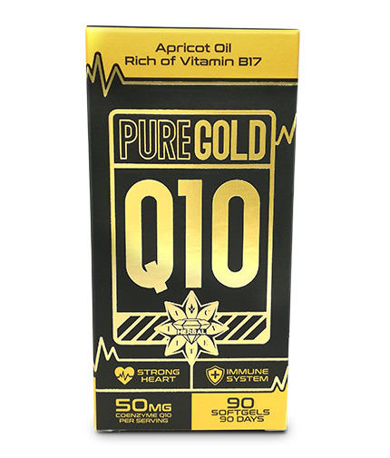 cvetita-herbal Pure Gold Q10 / 90 Softg