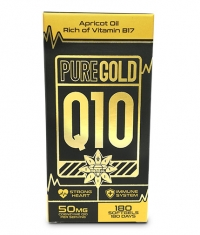 CVETITA HERBAL Pure Gold Q10 / 180 Softg