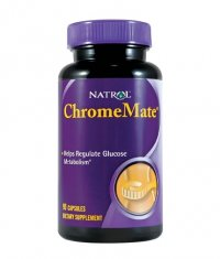 NATROL ChromeMate 200 mcg. / 90 Caps.