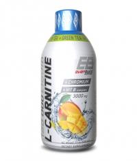 EVERBUILD Liquid L-Carnitine 3000mg + Green Tea