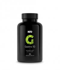 KFD Gastro 10 - Dygestive Enzymes / 90 Caps