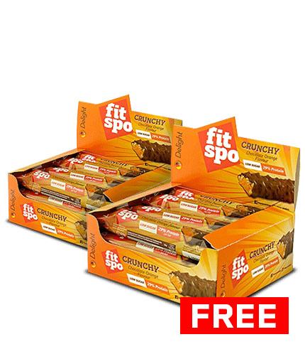 promo-stack Crunchy Orange 1+1 FREE PROMO