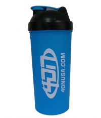 4DN Shaker Bottle Core Blue 1000ml.