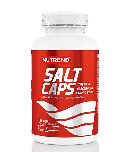 nutrend Salt Caps / 120 Caps