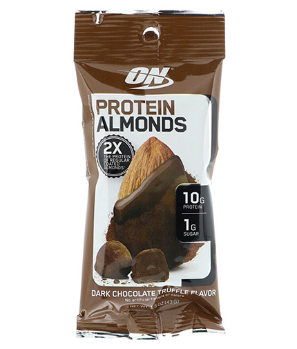 optimum-nutrition Protein Almonds