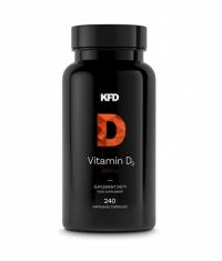 KFD Vitamin D3 2000IU / 240 Caps