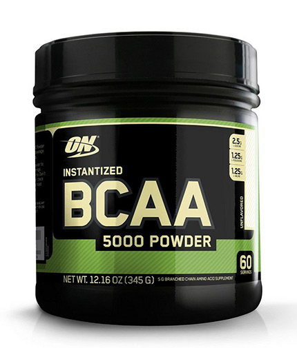 optimum-nutrition Instantized BCAA 5000 Powder 336g.