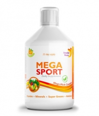 SWEDISH NATURA Mega Sport / 500ml