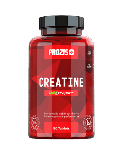 prozis Creatine Creapure / 80 Tabs