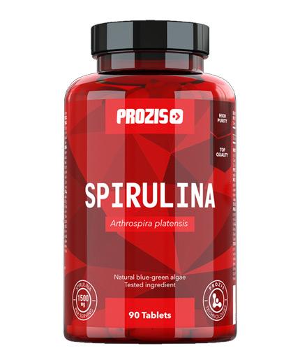 prozis Spirulina 3000mg / 90 Tabs