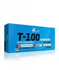 OLIMP T-100 Hardcore / 120 Caps