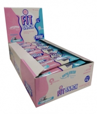 MUSCLE STATION Fit Snack Coconut Box 24x40