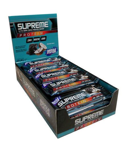 muscle-station Supreme Coconut Box 24x40