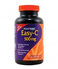 NATROL Easy-C ® with Bioflavonoids 500mg. / 225 Caps.