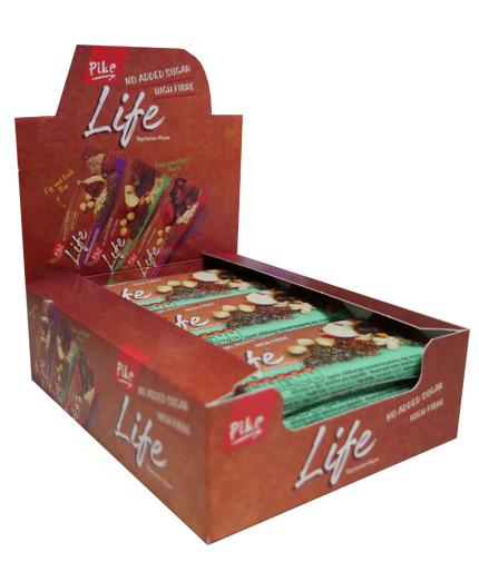 pike Life Bar Box 12x40