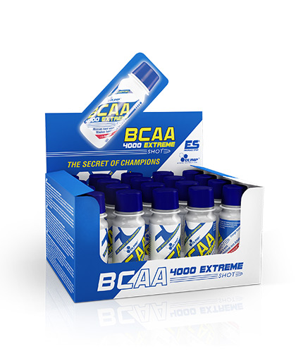 olimp BCAA 4000 Extreme Shot 60 ml  x 20