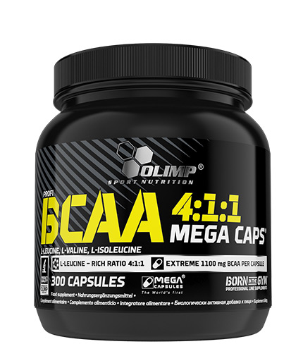 olimp BCAA 4:1:1 / 300 Caps