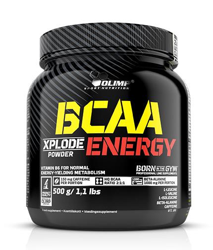 olimp BCAA Xplode ENERGY