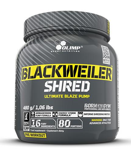 olimp Blackweiler Shred