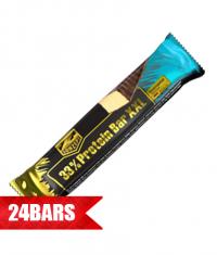 Z-KONZEPT 33% Protein bar XXL  / 24x60g.