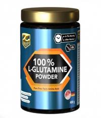 Z-KONZEPT 100% L-Glutamine Powder
