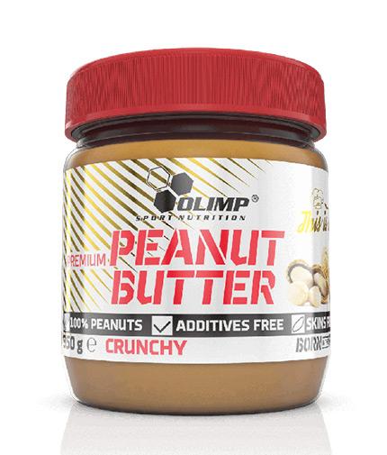 OLIMP Peanut Butter Crunchy