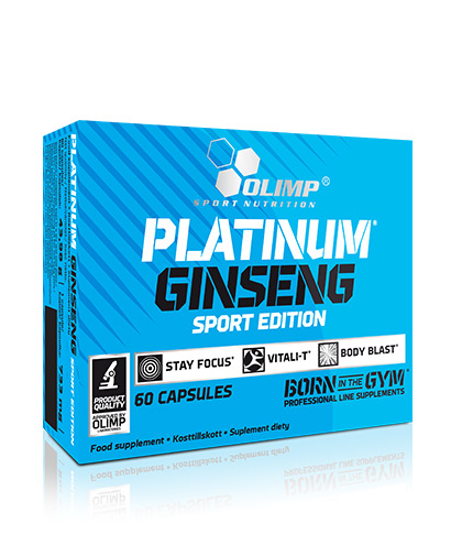 olimp Platinum Ginseng Sport Edition / 60 Caps