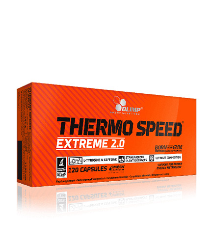 olimp Thermo Speed Extreme 2.0 / 120 Caps.