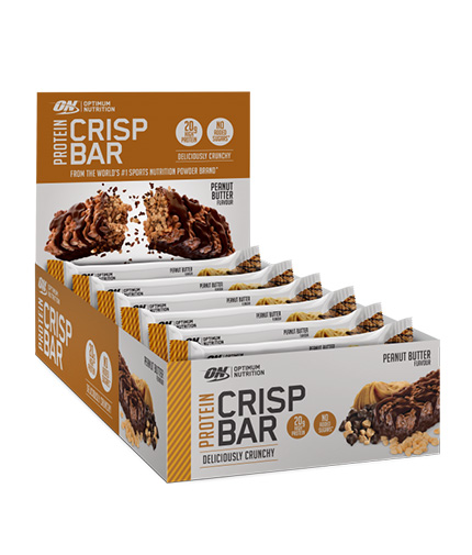 optimum-nutrition Crisp Bar 10 x 65g