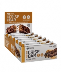 OPTIMUM NUTRITION Crisp Bar 10 x 65g