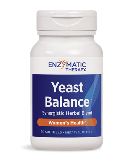 natures-way Yeast Balance / 90 Softgels