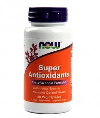 NOW Super Antioxidants / 60vcaps.