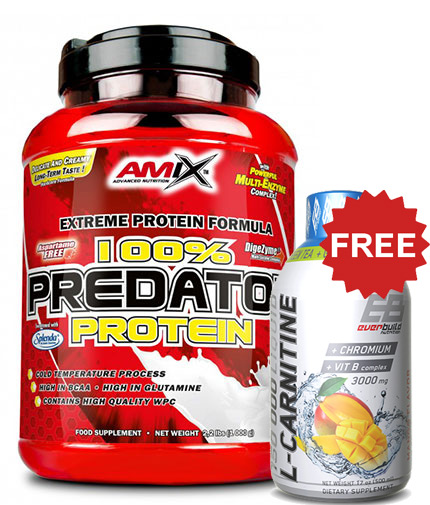 PROMO STACK Amix + EB Stack 1+1 FREE