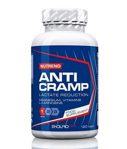 nutrend Anticramp / 120 Caps