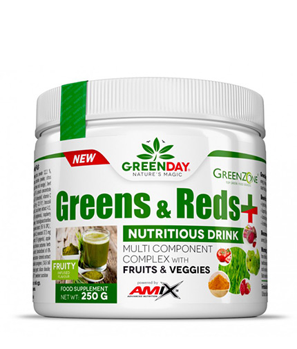 AMIX Greens & Reds+