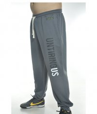 UNTIRINGUS Sports Pants / Grafit