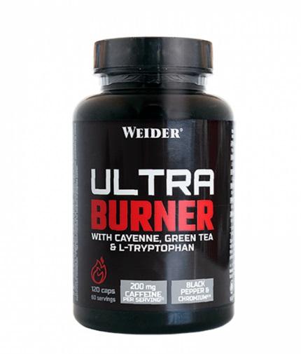 weider Ultra Burner / 120 Caps