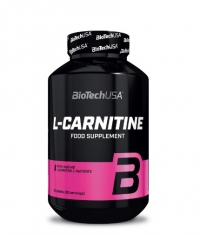BIOTECH USA L-Carnitine 1000 / 60tabs.