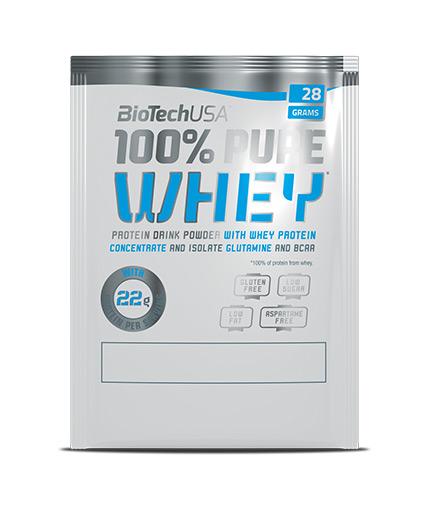 biotech-usa 100% Pure Whey Sachet / 28g