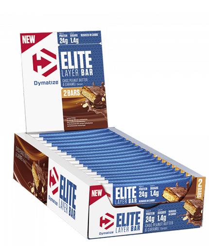 dymatize Elite Layer Bar Box / 18x60g