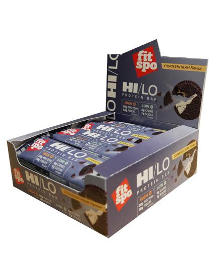 fit-spo HI/LO Box / 12x60g