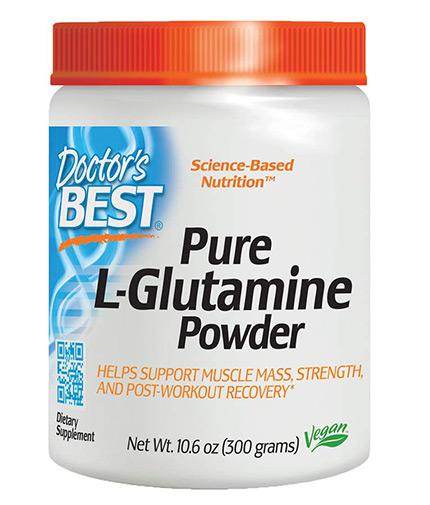 doctors-best Pure L-Glutamine Powder