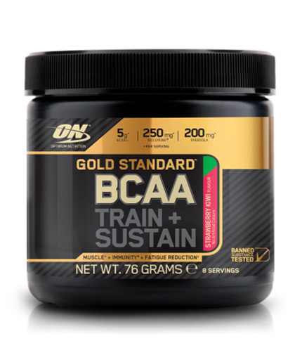 optimum-nutrition Gold Standard BCAA Train + Sustain